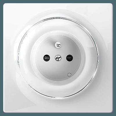 Inteligentne gniazdo elektryczne Walli Outlet N typ E