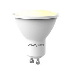 Shelly DUO GU10 WiFi 5W 400lm 2700-6500K