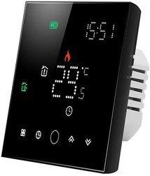 Termostat 16A Czarny WiFi TUYA [TR054]